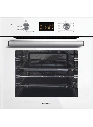 Luxell Luxell Ddt Beyaz Dokunmatik 8 Prog. Dijital Ankastre Set Beyaz